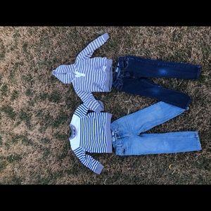 Boys Oshkosh clothes